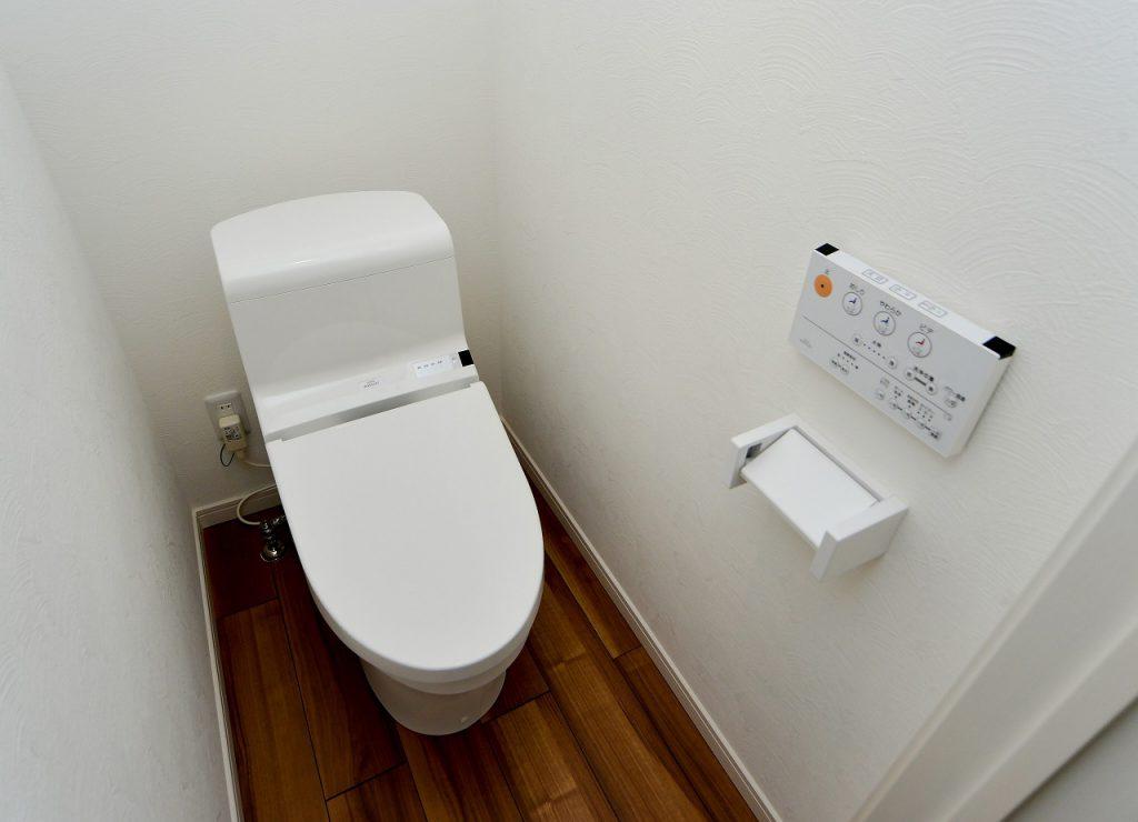 前回施工例:トイレ