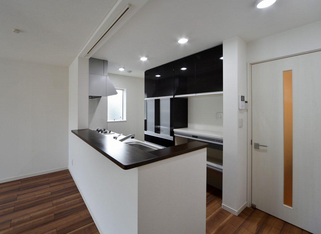 前回施工例:キッチン