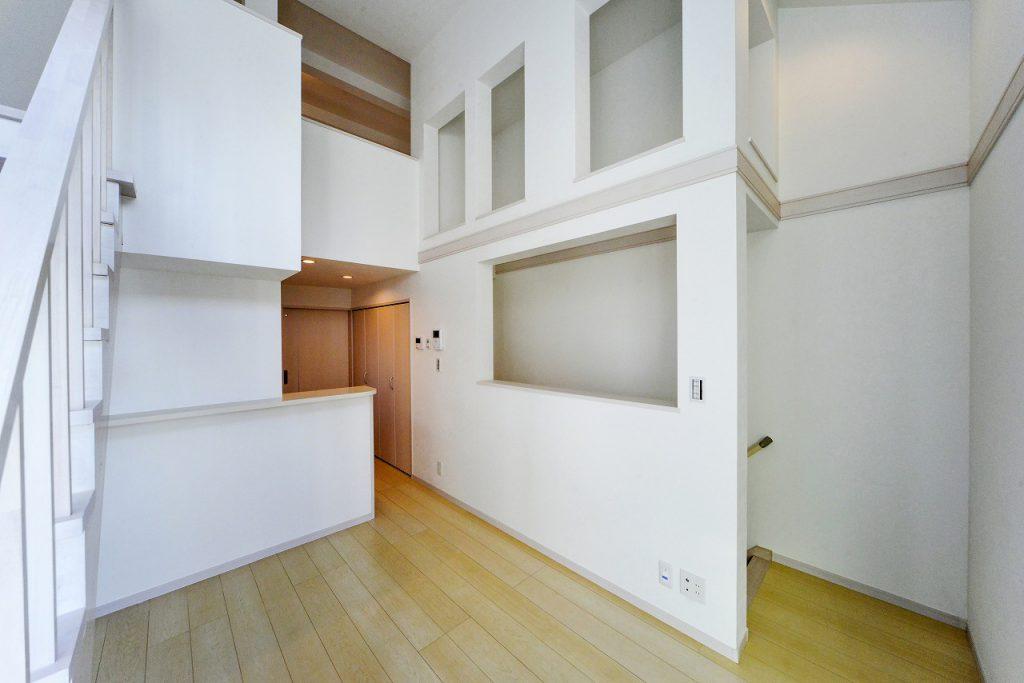 前回施工例:賃貸部分洋室