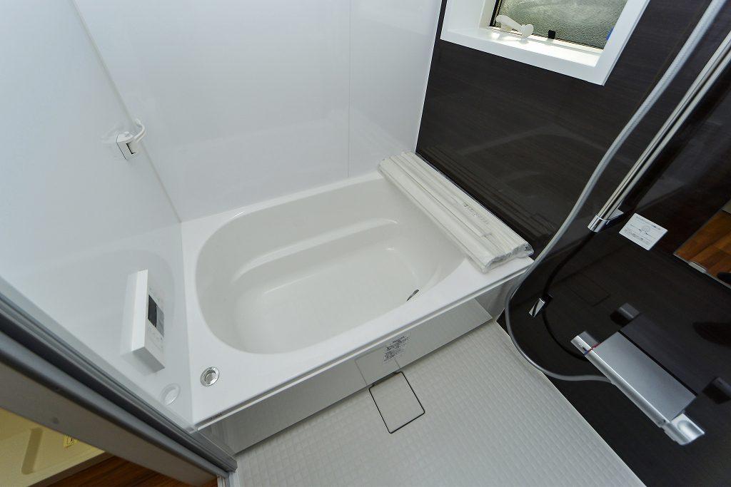 前回施工例:オーナー様部分浴室
