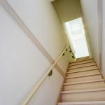 前回施工例:賃貸部分階段