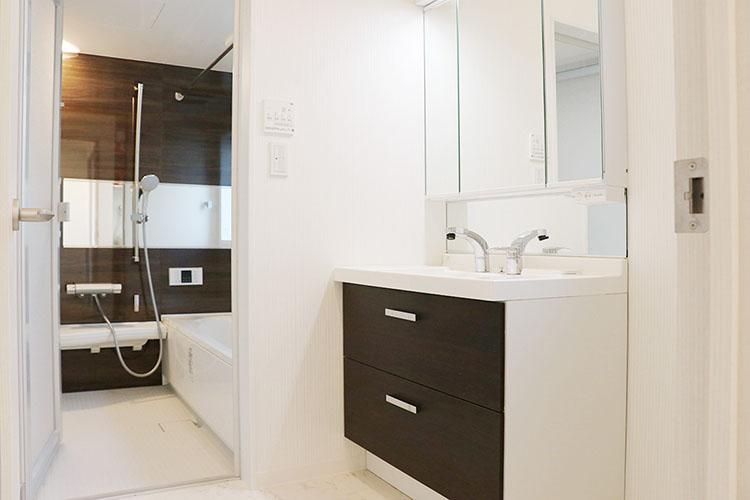 脱衣所・浴室写真