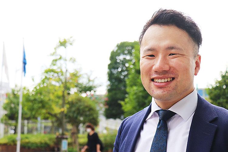 はたらくおうちスタッフ町田恵介サムネイル画像